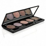 Eye shadow palette nr. 6 Black Gold Velvet 170-171-168-172-173 Nvey Eco (7 g)