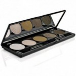 Eye shadow palette nr. 9 Hidden Pearl Mystique 153-161-162-173-176 Nvey Eco (7 g)