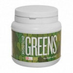 Greens by High on Life Ø havregræs,chlorella,kamutgræs,spirulina (200 g)