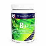 Veg B12 vitamin, smeltetablet (120 tabletter)