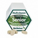 Senior Berthelsen (60 tabletter)