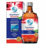 Enzymdrik Regulatpro Metabolic indh. vitaminer og mineraler (350 ml)