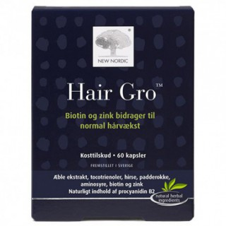 Hair Gro (60 kapsler)