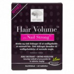 Hair Volume + Nails strong (60 tabletter)
