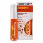 Gurkemeje spray Nordic Health (25 ml)