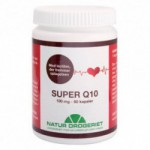 Q10 Super 100 mg (60 kapsler)