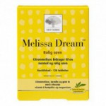 Melissa Dream (120 tabletter)
