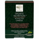Sport Nutrition Athlets Omega (60 kapsler)