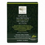 Sports Nutrition Metabolic Action (60 tabletter)
