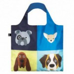 Shopper Loqi - Dogs Øko-Tex Certificeret (1 stk)