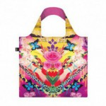 Shopper Loqi Flower Dream Øko-Tex certificeret (1 stk)