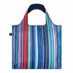 Shopper Loqi Nautical Stripes Øko-Tex certificeret (1 stk)