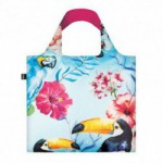 Shopper Loqi Wild Birds Øko-Tex certificeret (1 stk)