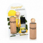 Aromatic Wooden Diffuser Lemon (1 pakker)
