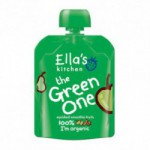 Babysmoothie The Green One 6 mdr Ø Ellas Kitchen (90 g)