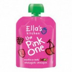 Babysmoothie The Pink One 6 mdr Ø Ellas Kitchen (90 g)