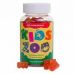 Kids Zoo Multivitamin jordbær (1 stk)