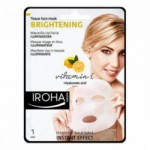 Face mask tissue brightening vitamin C Iroha (23 ml)