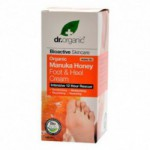 Foot cream manuka Dr. Organic (125 ml)