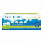 Natracare tampon regular (20 stk)