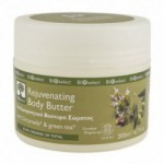 Body Butter grøn te Bioselect (200 ml)