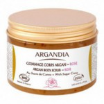 Argan Body scrub Rose ARGANDIA (150 ml)