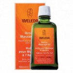 Massage Oil Arnica Weleda (100 ml)