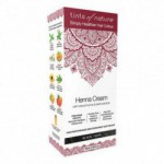 Hårfarve Henna Creme Black Tints of Nature (70 ml)