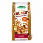 Amaranth Crunchy Mysli Red fruit, Wild berry Ø Allos (400 g)