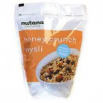 Mysli Honey Crunch Nutana (650 g)
