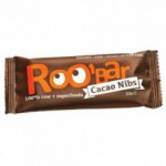 Bar kakao nibs Ø Roobar 100% Raw (30 g)