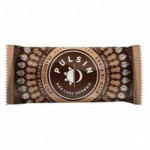 Bar med Peanut Choc chip raw choc brownie Pulsin (50 g)