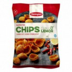 Chips m. chili & lemon glutenfri Semper (45 g)