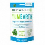 Bolcher Pebermynte Yum Earth (93 g)