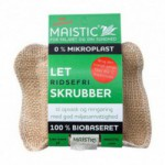 Let ridsefri skrubber - Fri for mikroplast (1 stk)
