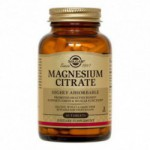 Magnesium citrate 200 mg (60 tabletter)