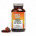 Udo's Choice Oil Blend kapsler (90 kapsler)