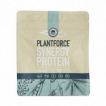 Protein vanilje Plantforce Synergy (400 g)