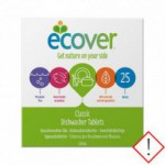 Ecover opvasketabs (25 tabletter)