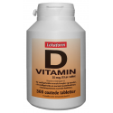 Lekaform D-vitamin 300 stk